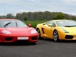 Ferrari v Lamborghini Thumbnail